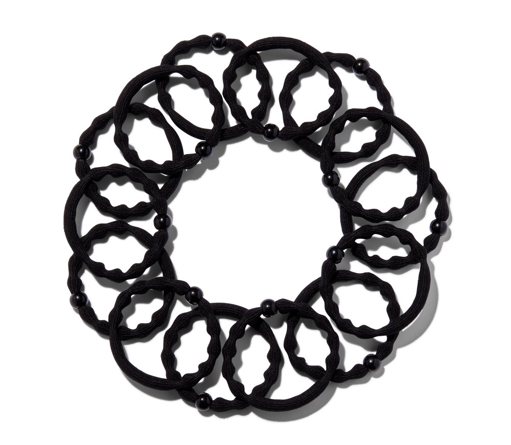 Goody Ouchless Forever Hair Elastics in circle layout 74d7495fb06