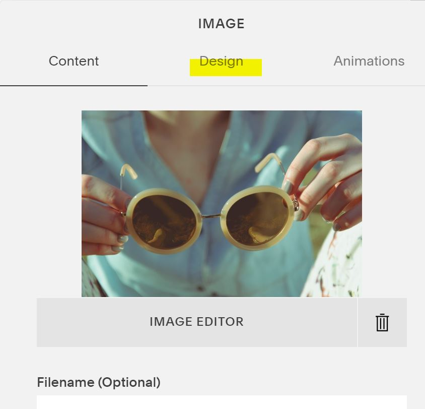 Adding Alt Text to your Images in SquareSpace in 3 Easy