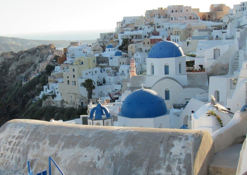 Dreamy Santorini Part 1 -