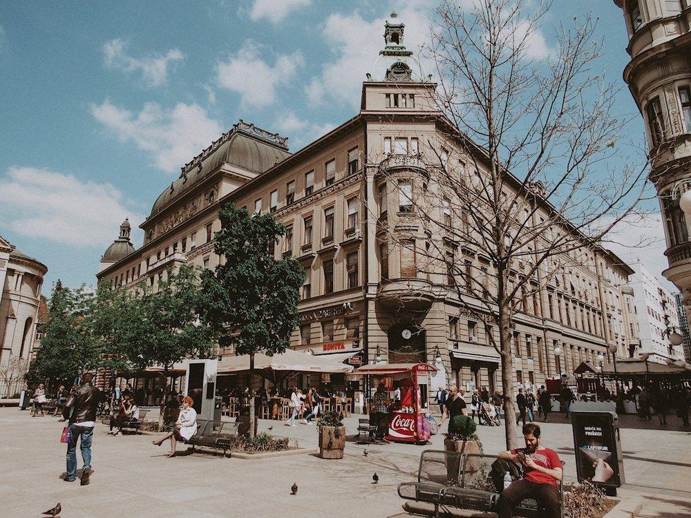 Zesty Zagreb -