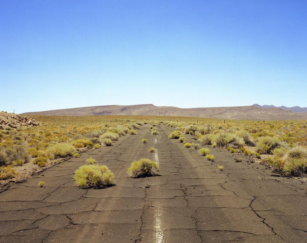 Old Highway 6, Nevada