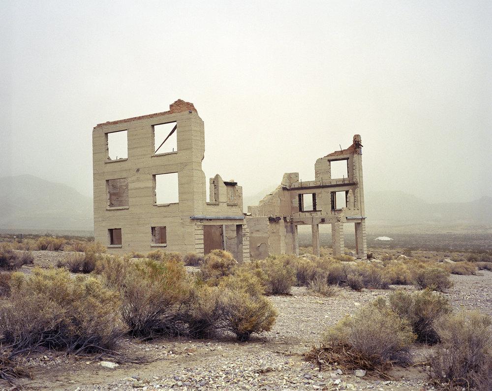 Rhyolite, Nevada