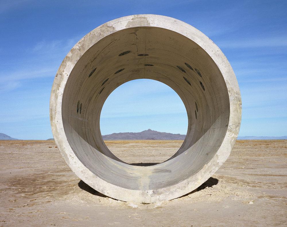 The Great Salt Lake Desert, Utah