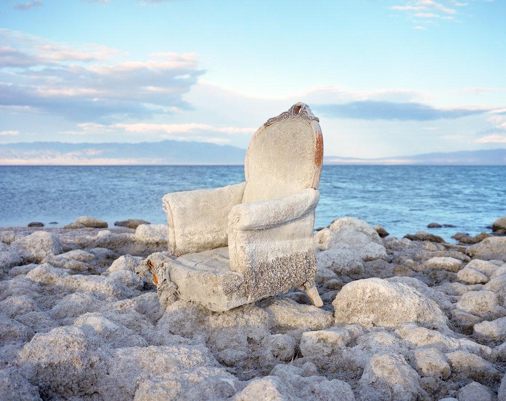 Salton Sea Beach, California