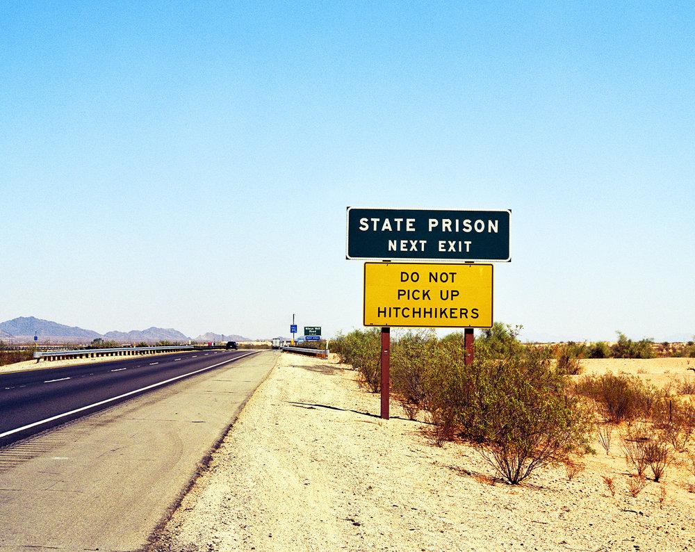 Interstate 10, California