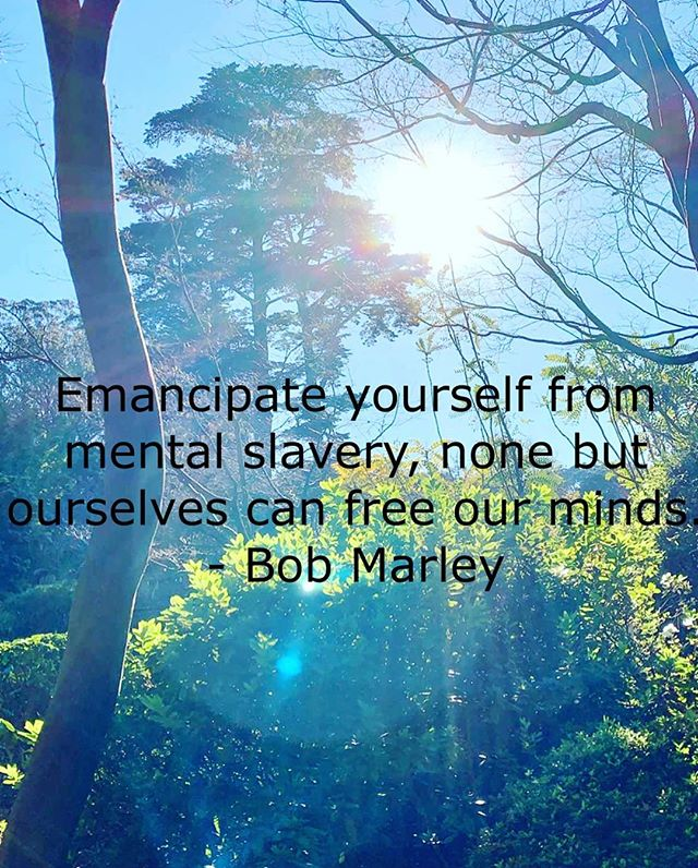 www.RegenerAte5280LLC.com  Emancipate yourself from mental slavery, none but ourselves can free our minds. - Bob Marley.  #mindset #bobmarley #relax #yingyang #joy #qotd #perspective  #positivethinking  #thinkpositive  #attitude #personaldevelopment  #positivity #growth #instagood #love #loveyourself #perspective #Evolve #inspiration  #lawofattraction #motivation #Lifestyle #freeyourmind #awareness  #Evolve #higherself #Peace #gratitude #success  #selfdiscovery
