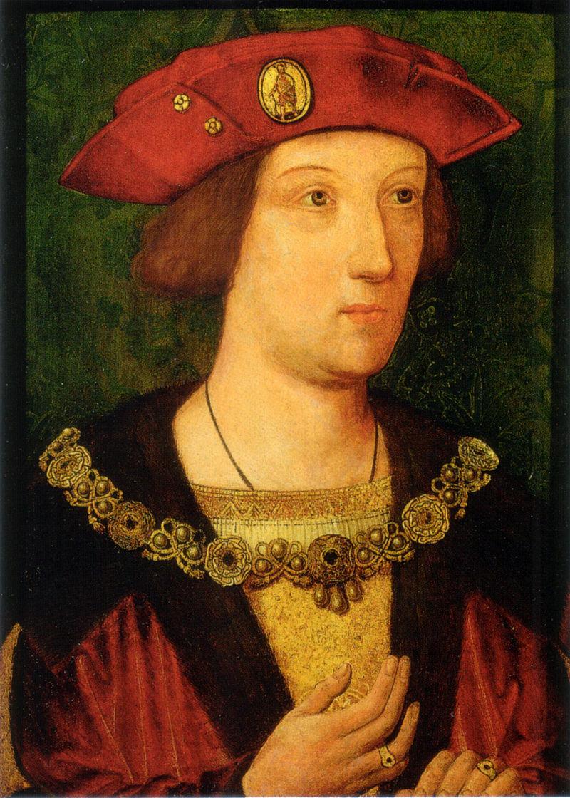Arthur Tudor (1486-1502)