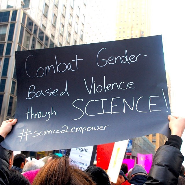 Final day to donate! Support women in STEM, support research on women's health, support young researchers! We need your help to keep fighting! We're thankful for every donation.  https://risingviolets.nyu.edu/project/11281