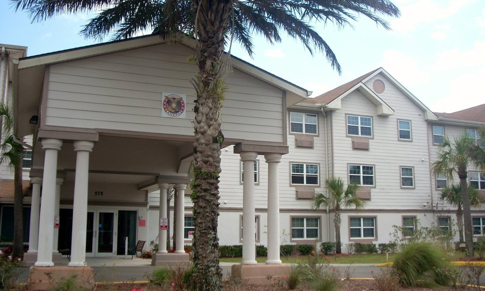 AHEPA 410 Senior Apartments - 575 N. Williamson Blvd.Daytona Beach, FL 32114(386) 258-6100TTY: (800) 955-8771 or 711 (English)TTY: (877) 955-8773 or 711 (Español)info@ahepahousing.org