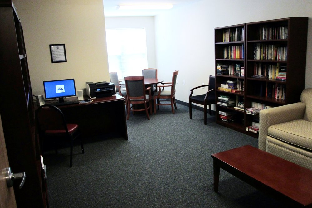 Photo 7-Library.JPG