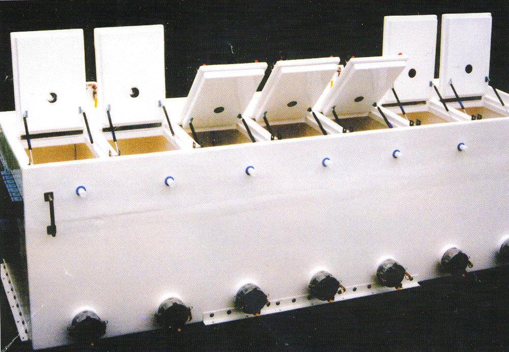 Fish Transfer Tank