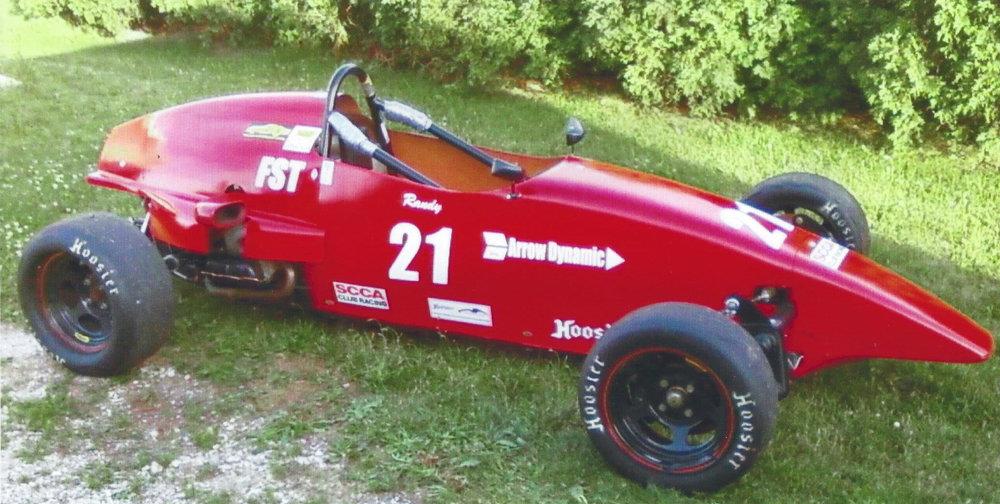 Formula HS Race Car - FINISHED