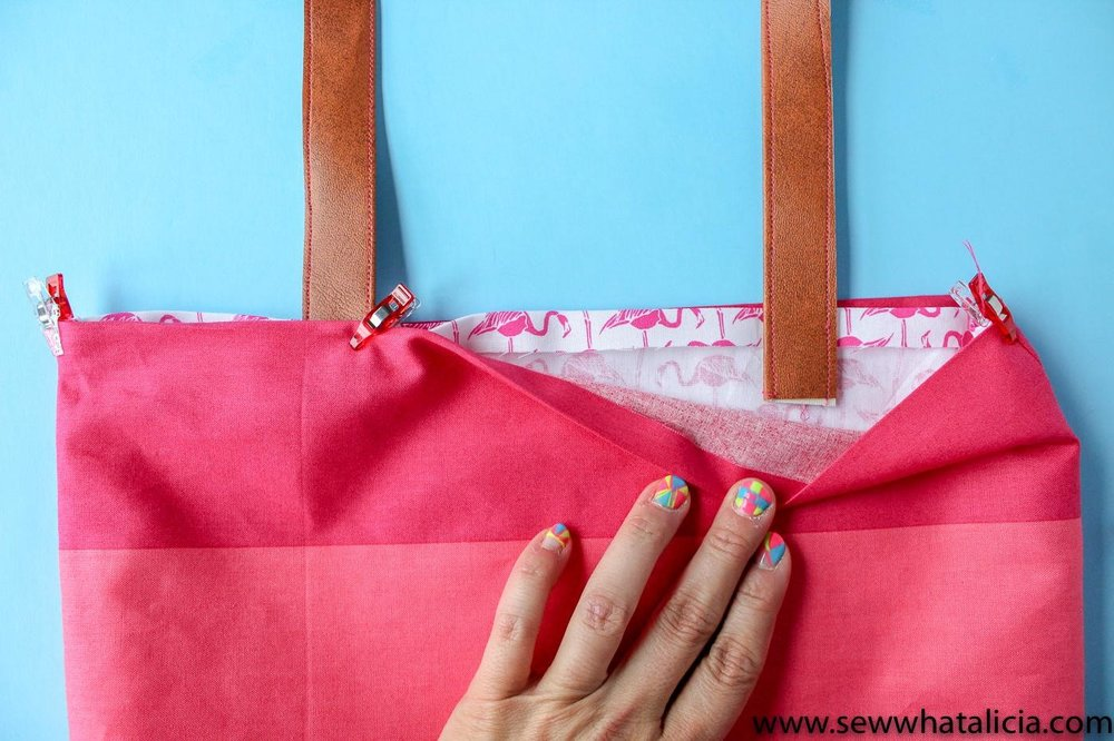 15 Minute Tote Bag