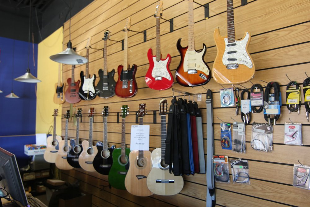 Rent Instruments -