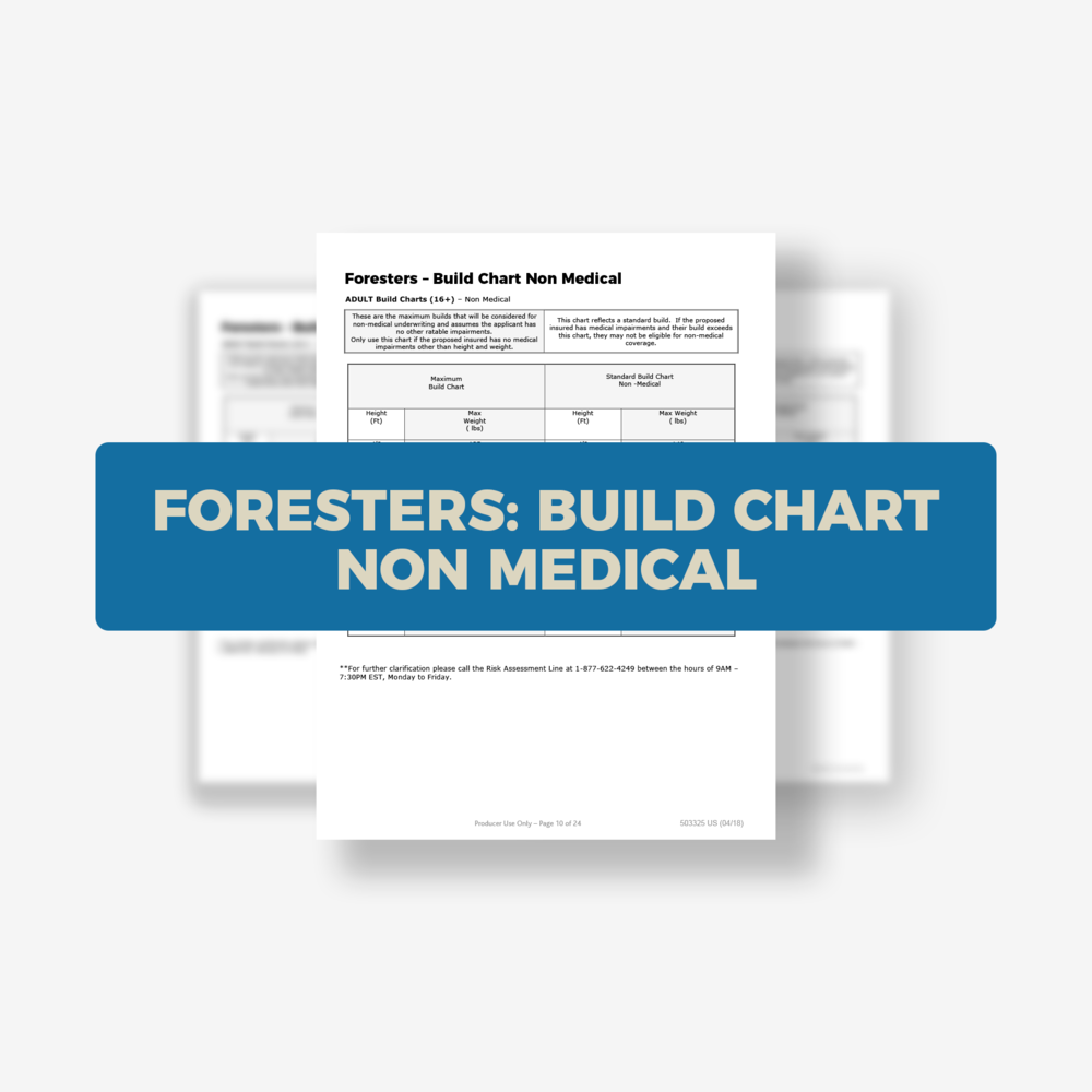Foresters – Build Chart Non Medical.png