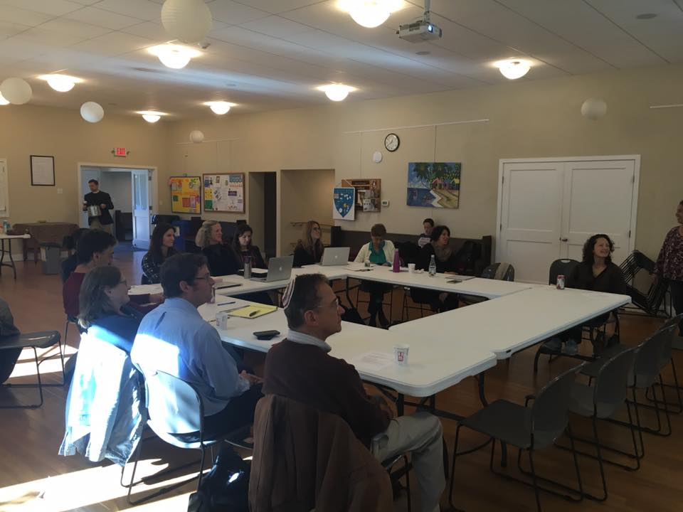 TRAIN THE COMMUNITY - Provide training and resources to all community members to promote mutual understanding and increase valuing of our differences.Objectives
