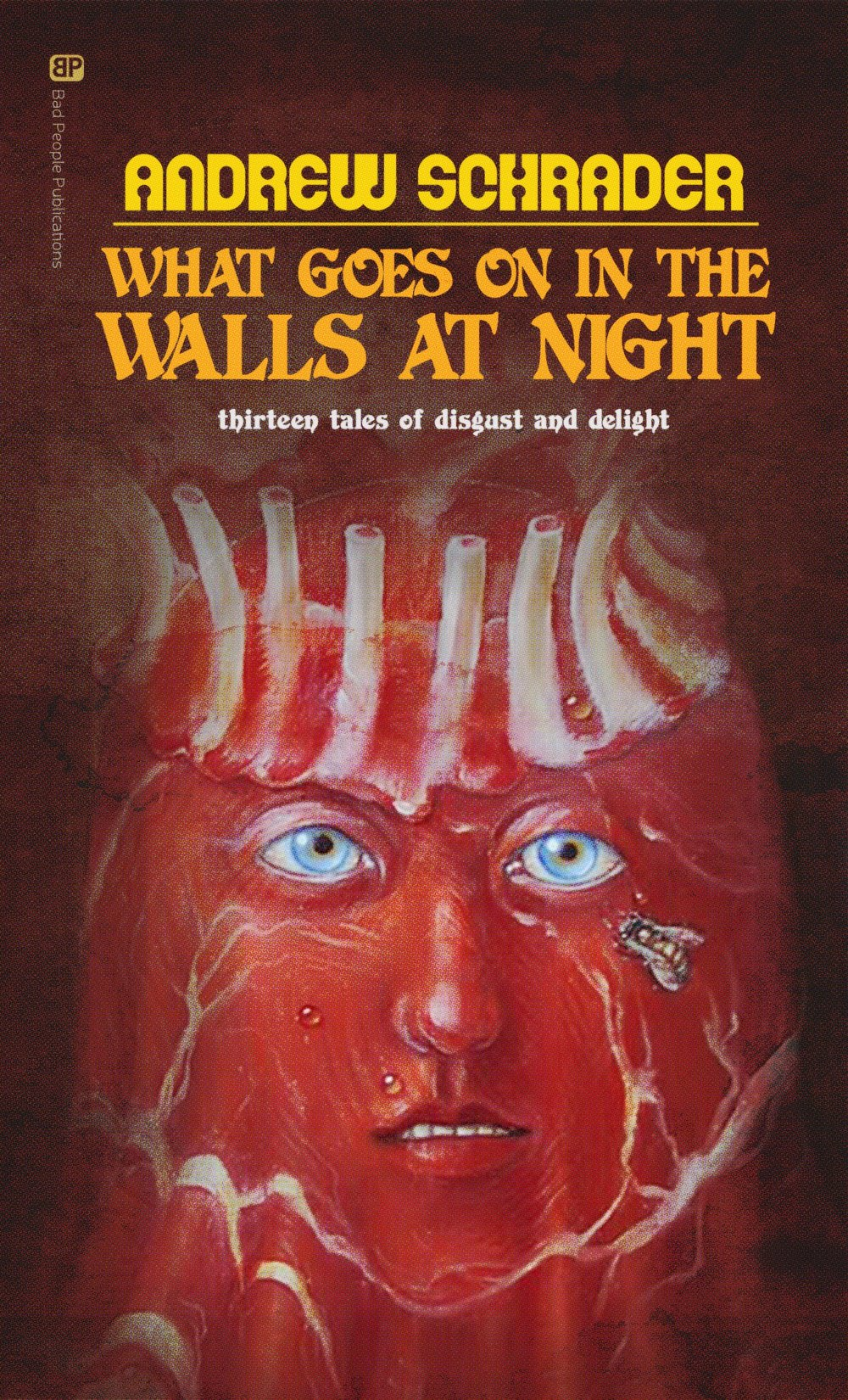 "Praise for What Goes On in The Walls at Night - #1 Amazon Bestselling Science Fiction Anthology. Featured on the Reddit No Sleep Podcast.Read 13 unforgettable tales in this nerve-twisting short story collection. If you like old speculative fiction and shows like ""Black Mirror,"" you'll love What Goes On in the Walls at Night."