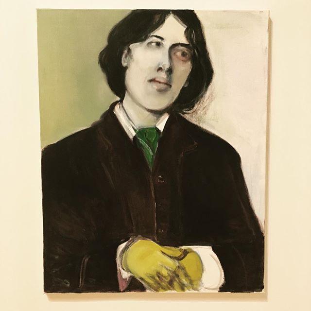 Marlene Dumas @tate Britain  #oscarwilde #tate #painting #art #london #gallery
