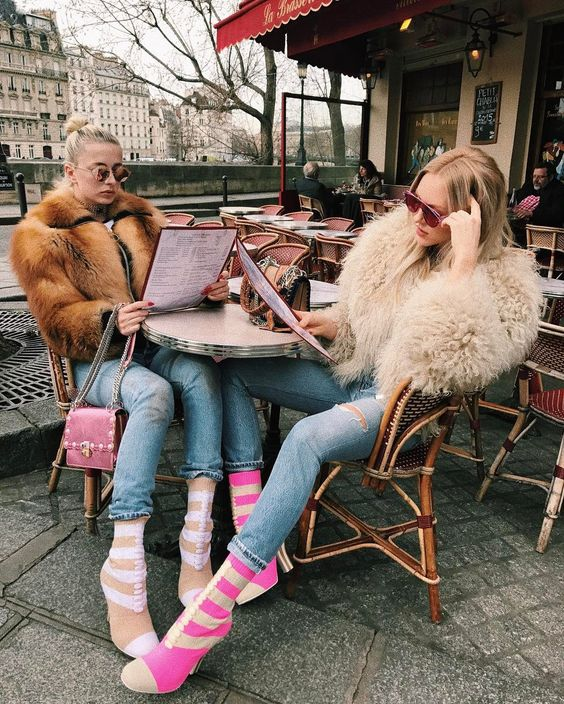 9. Bring a friend - Bring your best friend or someone sensible to be your back-bone. It's nice to have someone you trust tell you when you need to drop the shoes and walk away! Do not bring a shopaholic or a friend who likes to see you spend.