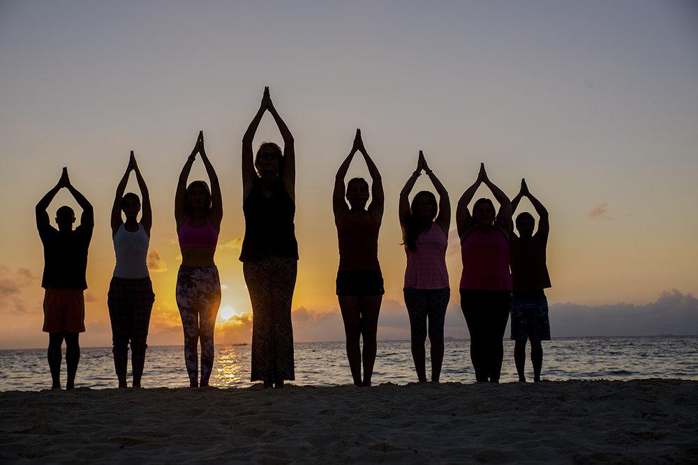 yoga teacher training sunrise