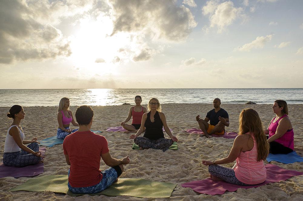 yoga on the beach ytt