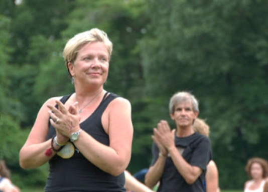 Nancy holland yoga