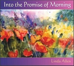Into the Promise of Morning  Cover art by Su Skjersaa
