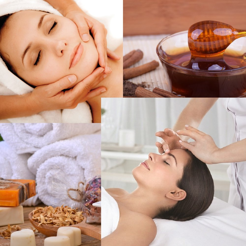 The Bellanina Honey Facelift Massage - A holistic noninvasive approach to firming, lifting and toning your facial skin and muscles. The Honey Facelift Massage decreases the appearance of fine lines and wrinkles, tones facial muscles and releases and unblocks stuck energy.