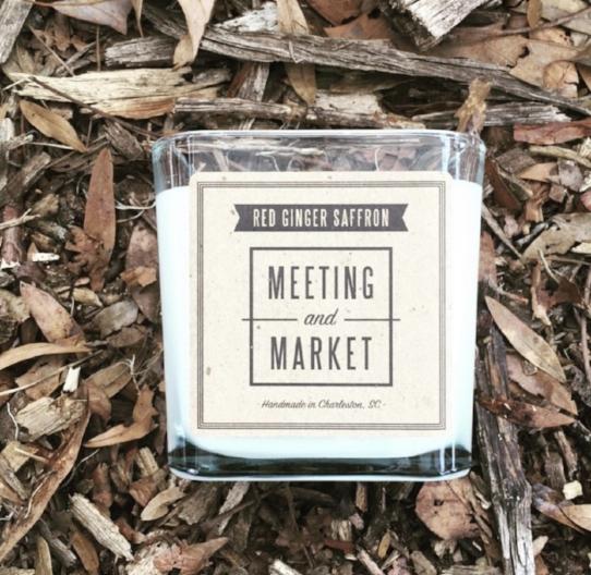 meeting and market candles charleston