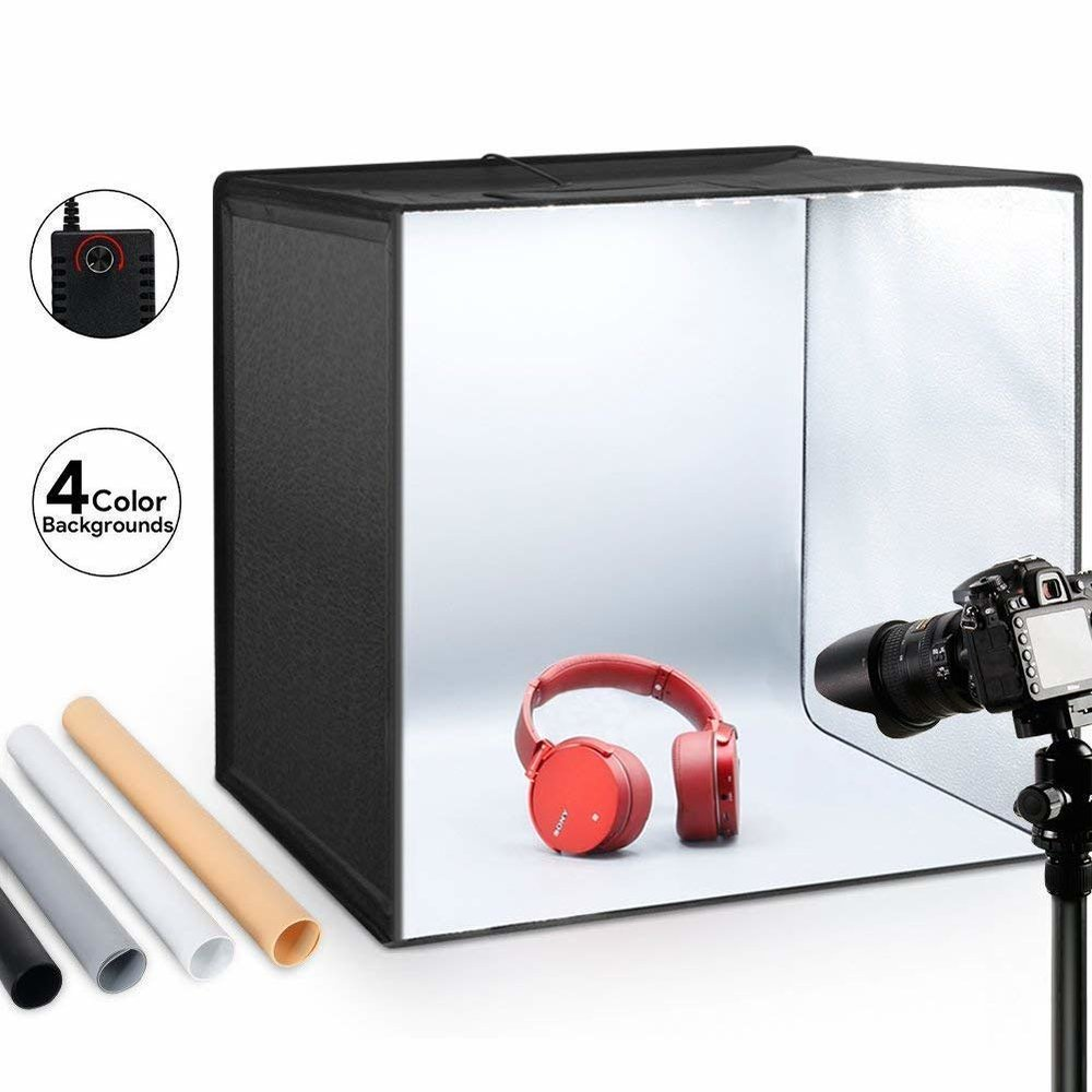 Table Top Photography Kit