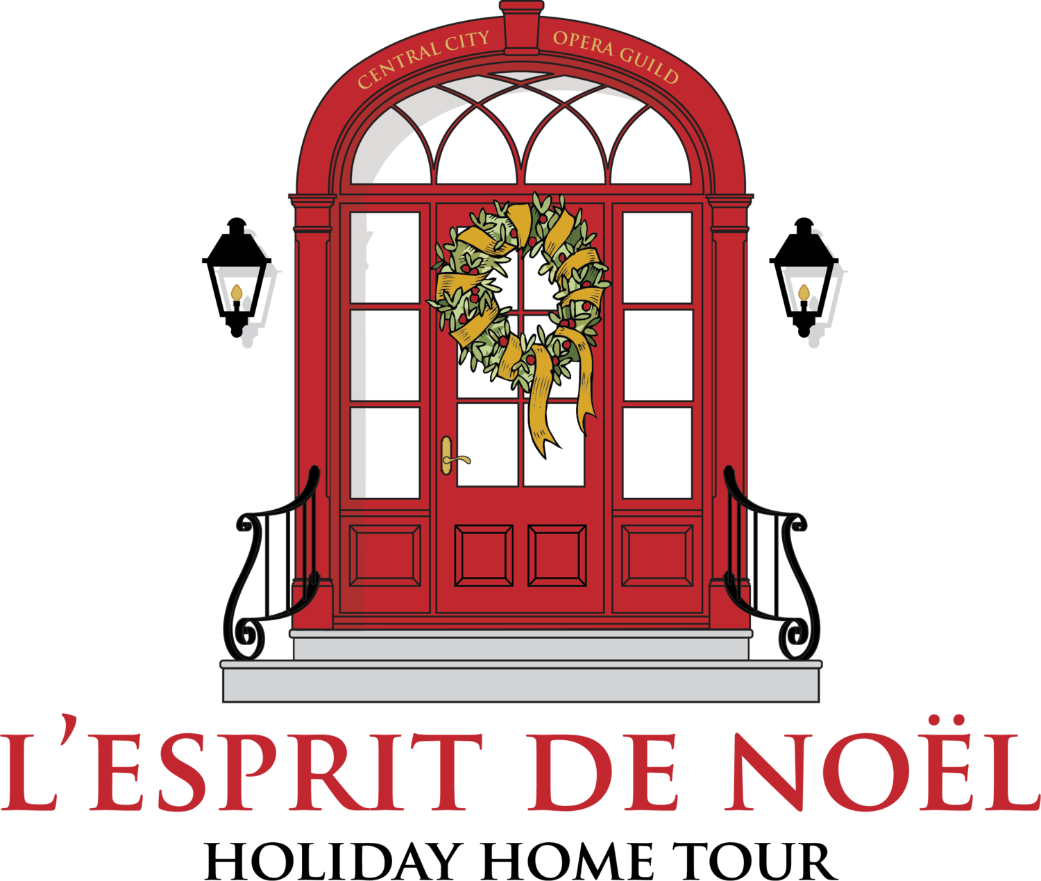 L'Esprit de Noël Holiday Home Tour