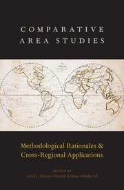 - In the post-World War II era, the emergence of 'area studies' marked a signal development in the social sciences. As the social sciences evolved methodologically, however, many dismissed area studies as favoring narrow description over general theory. Still, area studies continues to plays a key, if unacknowledged, role in bringing new data, new theories, and valuable policy-relevant insights to social sciences. In Comparative Area Studies, three leading figures in the field have gathered an international group of scholars in a volume that promises to be a landmark in a resurgent field. The book upholds two basic convictions: that intensive regional research remains indispensable to the social sciences and that this research needs to employ comparative referents from other regions to demonstrate its broader relevance. Comparative Area Studies (CAS) combines the context-specific insights from traditional area studies and the logic of cross- and inter-regional empirical research. This first book devoted to CAS explores methodological rationales and illustrative applications to demonstrate how area-based expertise can be fruitfully integrated with cutting-edge comparative analytical frameworks.
