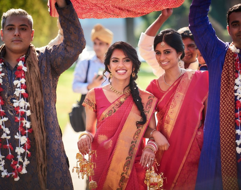 Gunjan Sud, Bride - Rupali and her team are amazing!! They really care about the clients they work with and do everything they can to make sure their day is special. For us, they searched for a cool baraat option, helped us figure out a fun post wedding brunch (though not technically part of the events they managed), and even connected us to someone to help us figure out odds and ends for our wardrobe (that also worked out really well! :) We couldn't have done it without this great team! Thank YOU! Just to give another perspective, here are some words from my sister-in-law: Thanks for doing an awesome job. Everyone had the time of their lives!!! Words like epic, once in a lifetime experience were told to us from so many people. Thank u so much for all of your hard work!!!