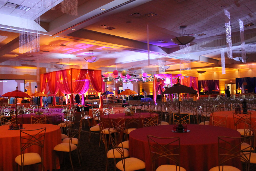 Décor Services     - From concept and design to delivery, we will work with you through every step of the process to bring your vision to life. Please contact us for a customized décor quote for your upcoming event.