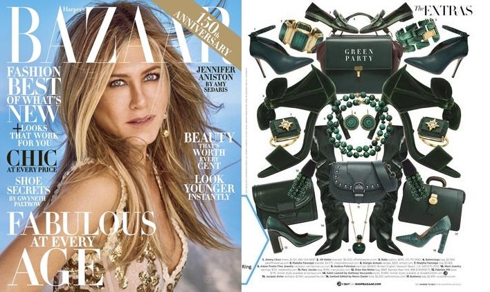 Harper's Bazaar US - Adam Foster Fine Jewelry