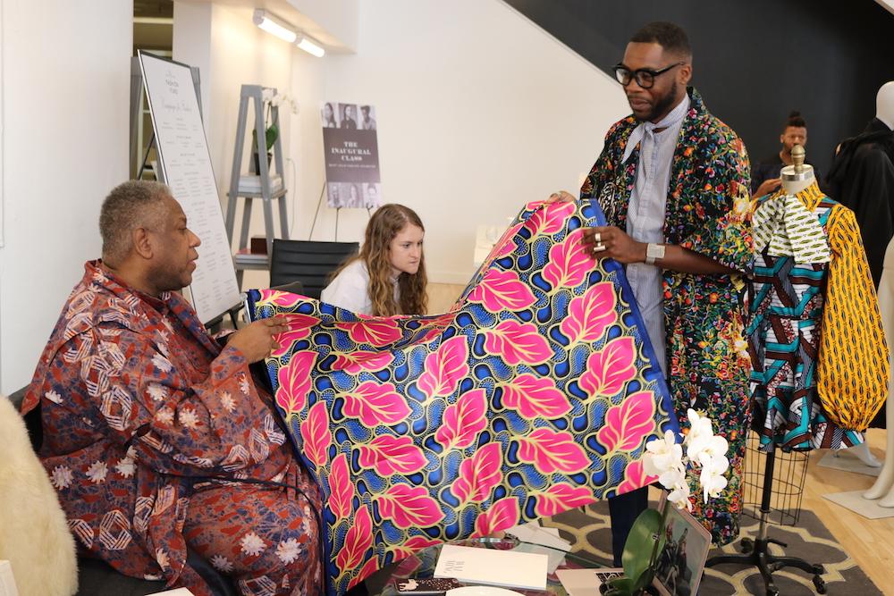 Saint Louis Art Museum x Saint Louis Fashion Fund - 'Fluid Fashion' with André Leon Talley