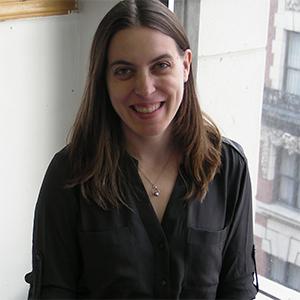 Anne Davison, Casting Director ( photo credit )