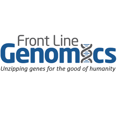 Development, Outreach:  Frontline Genomics magazine