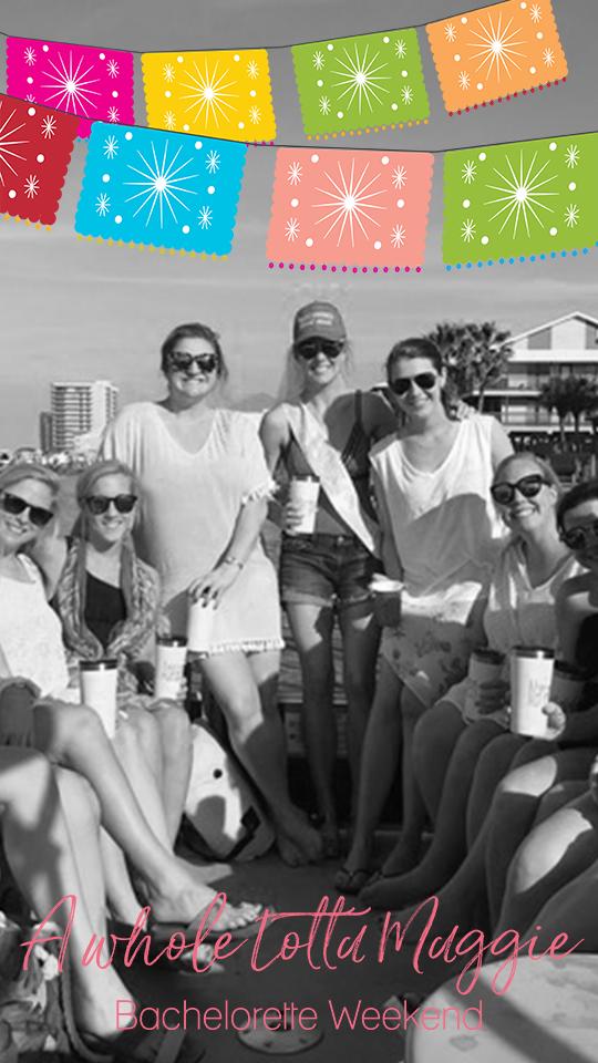 Maggie's Bachelorette // Orange Beach, AL