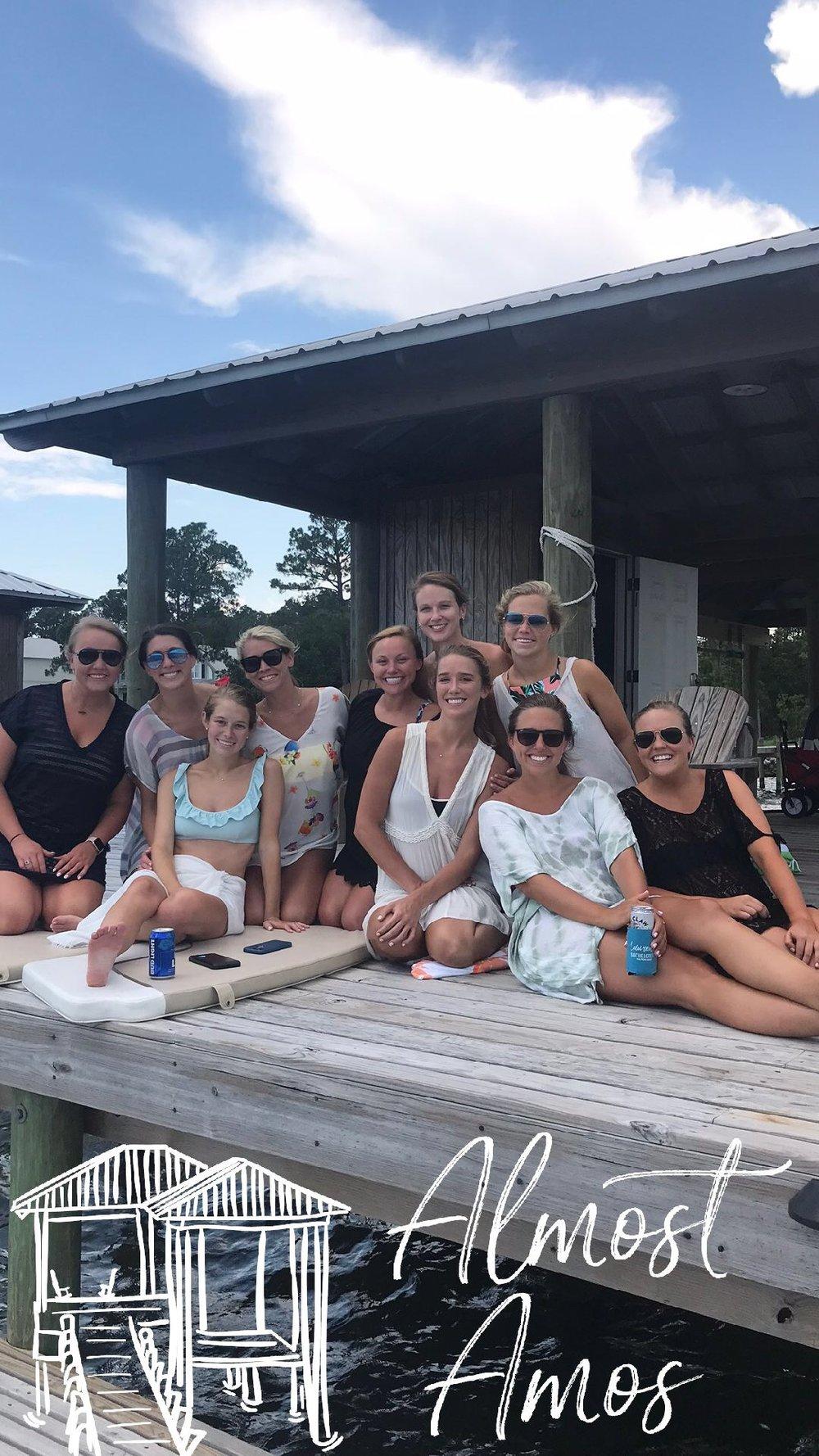 Lauren's Bridal Luncheon // Fairhope, AL