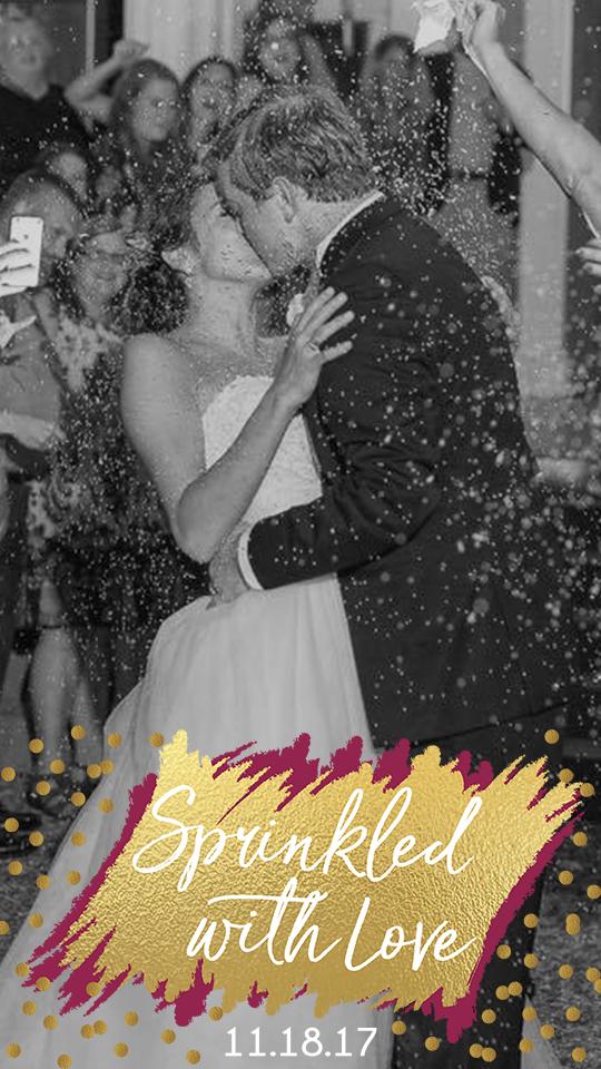 Sprinkle Wedding // Mobile, AL