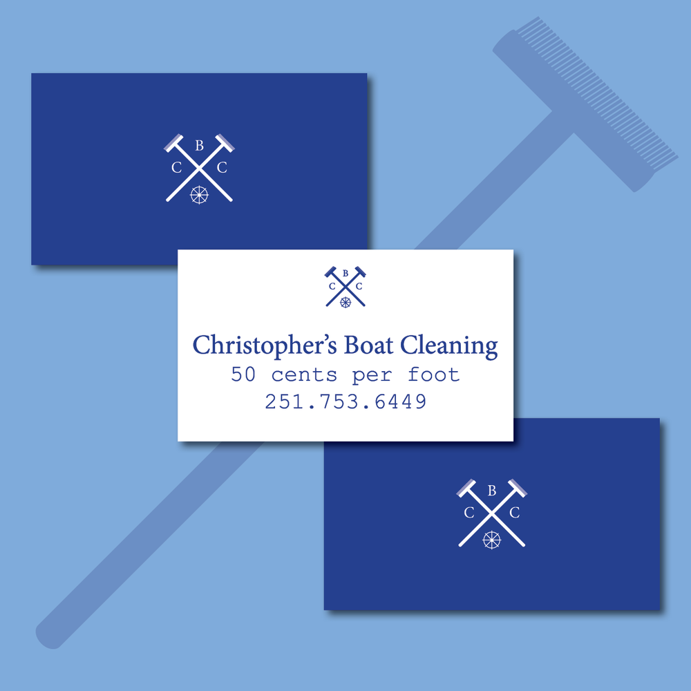Christopher's Boat Cleaning // Fairhope, AL