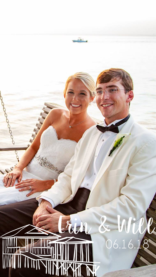 Morgan Wedding // Battles Wharf, AL