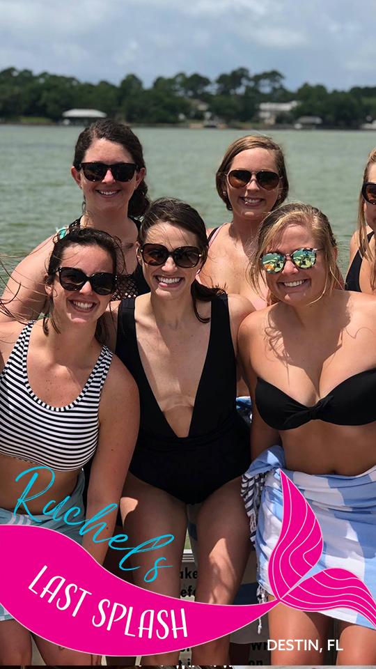 Rachel's Bachelorette // Destin, FL