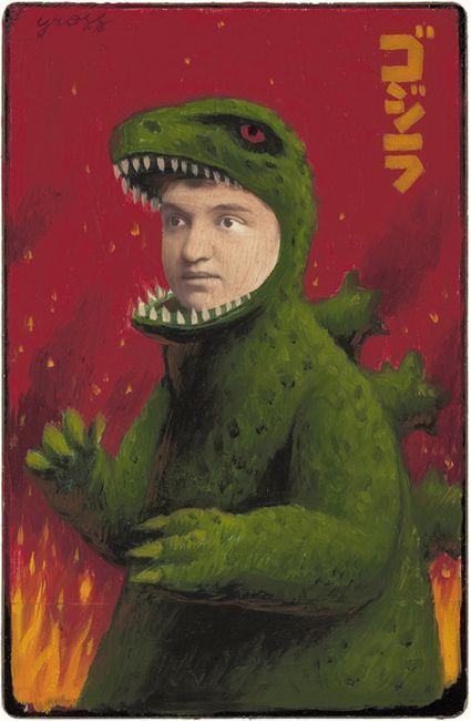 I'm A T-Rex