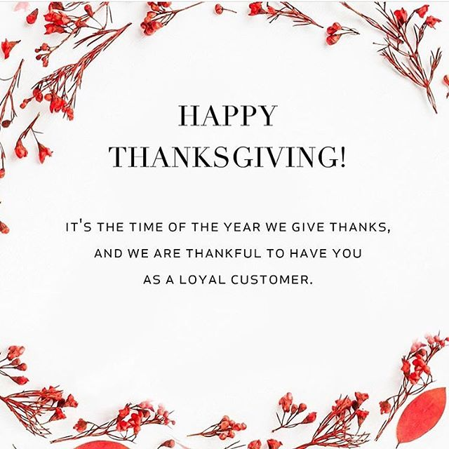 Happy Thanksgiving from our family to yours! ☕️❤️🦃#5oclockcoffee