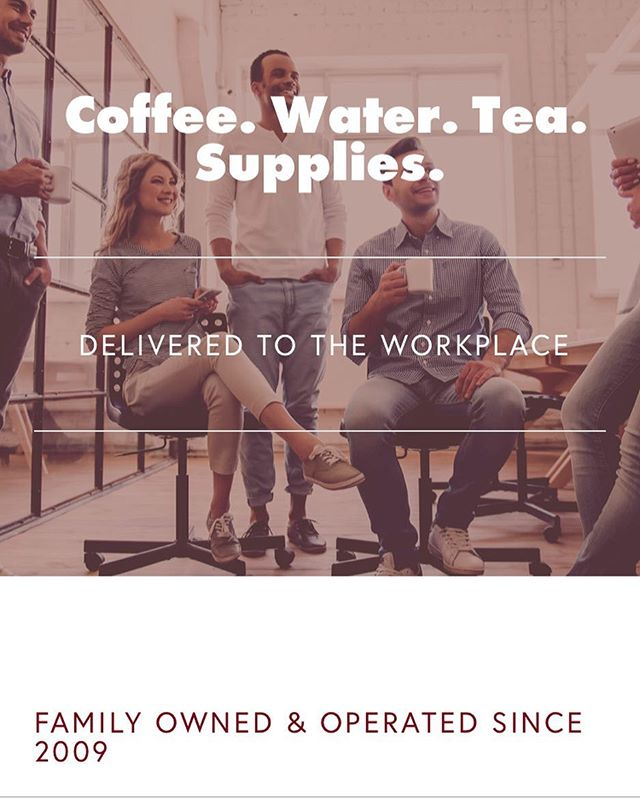 We have exciting news!!! Our website has been revamped! Go check it out!! Link in Bio! #fiveoclockcoffee