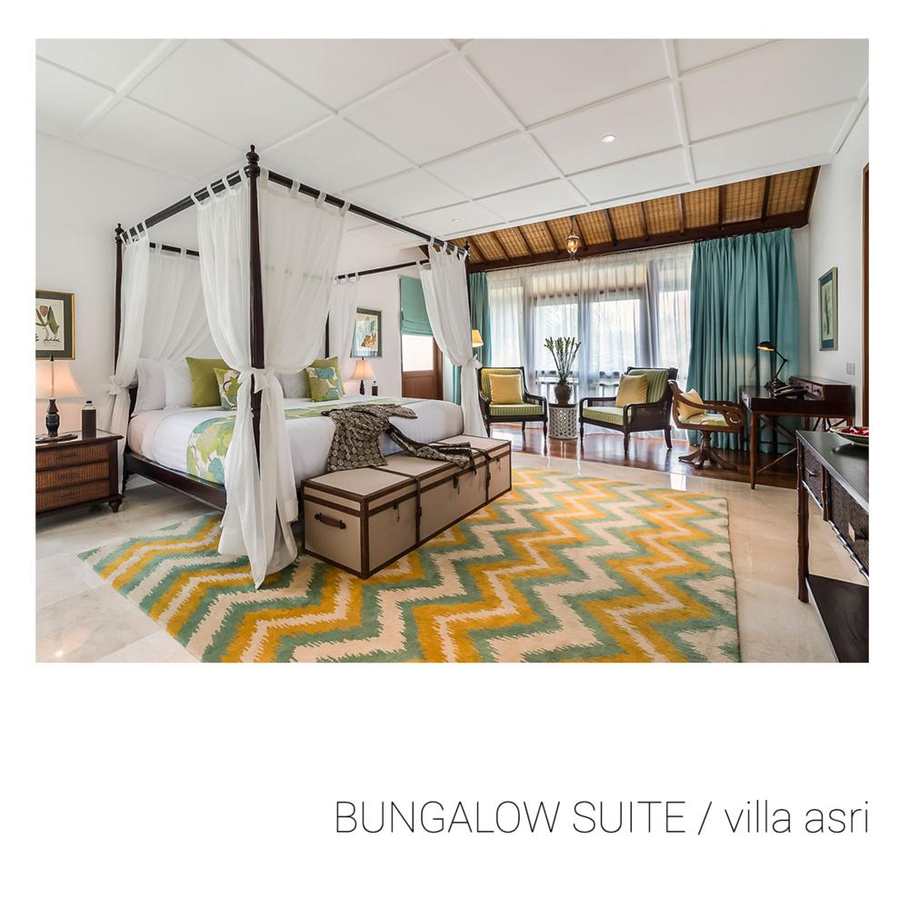 Bungalow Suite VILLA ASRI