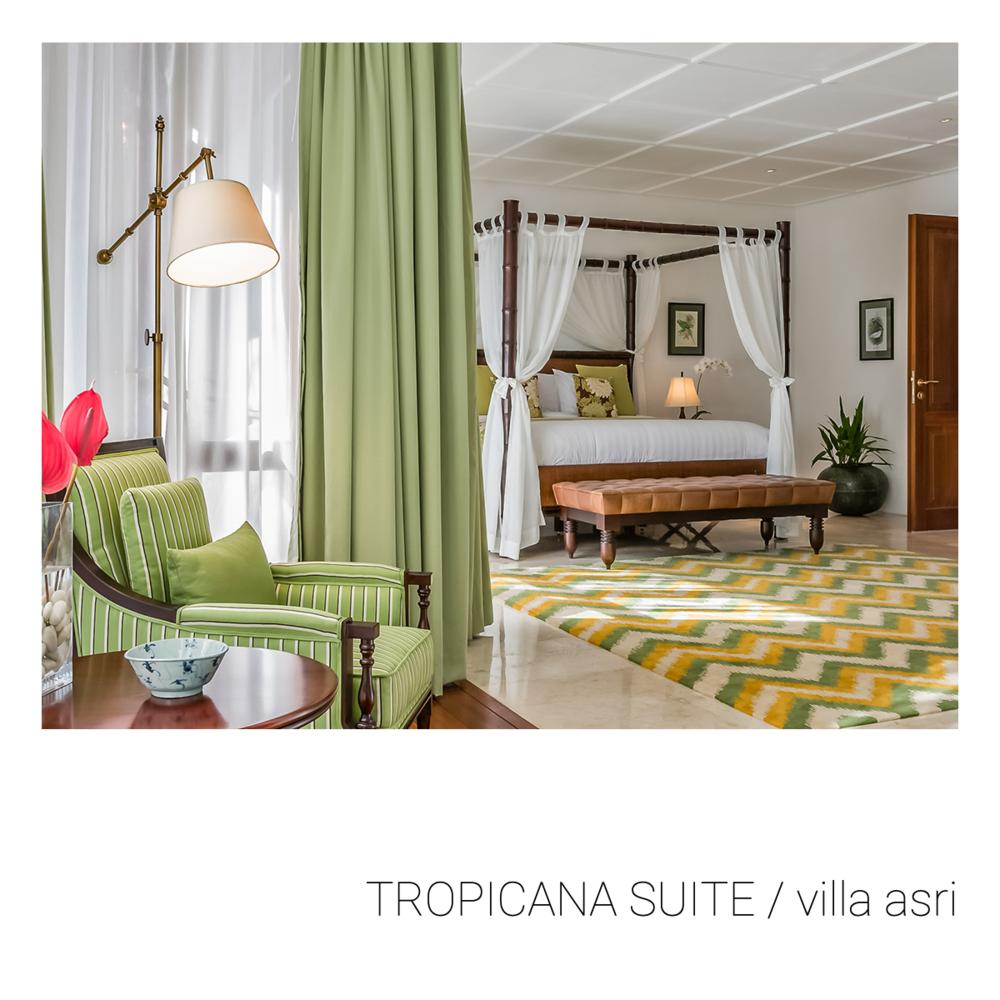 Tropicana Suite VILLA ASRI