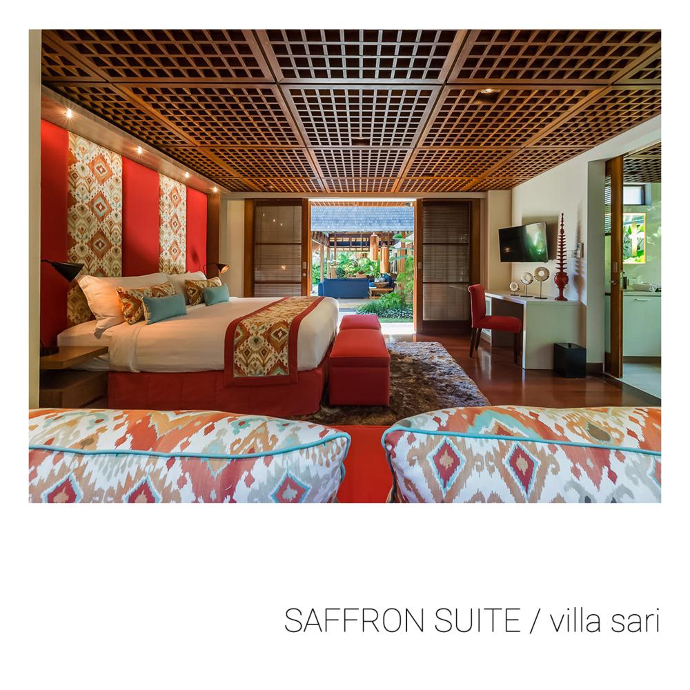 Saffron Suite VILLA SARI